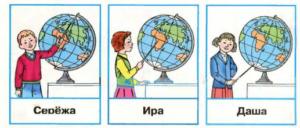 Стр 28 номер 5 учебник Окружающий мир 1 класс 2 часть