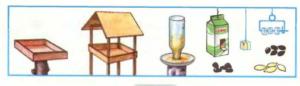 Стр 74 номер 3 учебник Окружающий мир 1 класс 1 часть