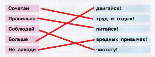 Стр 86 номер 1 рабочая тетрадь Окружающий мир 3 класс 1 часть